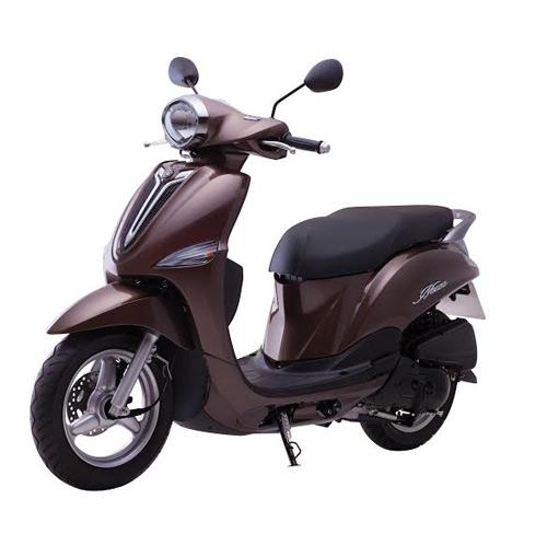 Yamaha Nozza 2014 ra mắt, giá 29 triệu đồng - 2