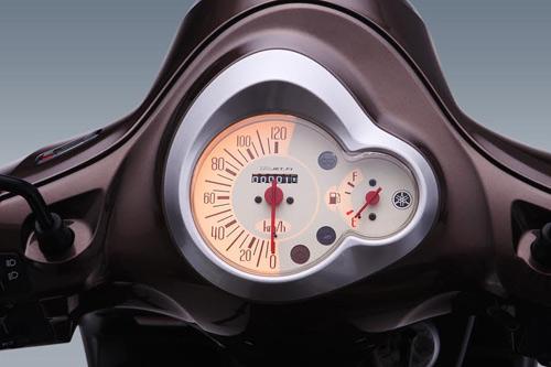 Yamaha Nozza 2014 ra mắt, giá 29 triệu đồng - 3