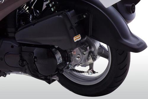 Yamaha Nozza 2014 ra mắt, giá 29 triệu đồng - 7