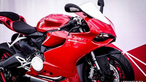 Ngắm Ducati 899 Panigale vừa ra mắt tại Việt Nam - 2