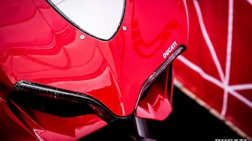 Ngắm Ducati 899 Panigale vừa ra mắt tại Việt Nam - 12