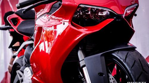 Ngắm Ducati 899 Panigale vừa ra mắt tại Việt Nam - 3