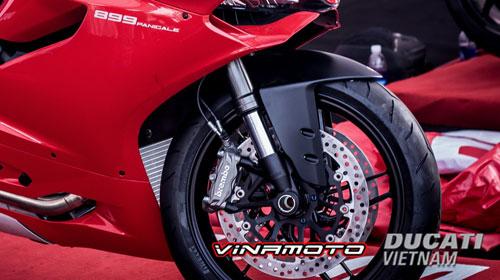 Ngắm Ducati 899 Panigale vừa ra mắt tại Việt Nam - 5
