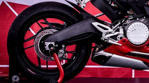 Ngắm Ducati 899 Panigale vừa ra mắt tại Việt Nam - 6