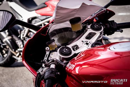 Ngắm Ducati 899 Panigale vừa ra mắt tại Việt Nam - 7