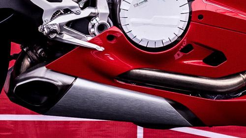 Ngắm Ducati 899 Panigale vừa ra mắt tại Việt Nam - 8
