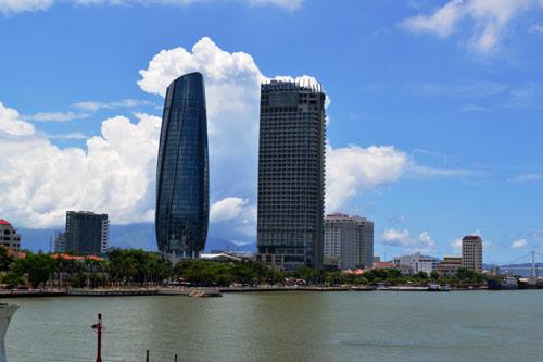 Khám phá tòa nhà hành chính 2.000 tỷ đồng ở Đà Nẵng - 1