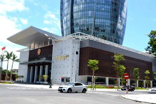 Khám phá tòa nhà hành chính 2.000 tỷ đồng ở Đà Nẵng - 3