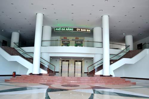 Khám phá tòa nhà hành chính 2.000 tỷ đồng ở Đà Nẵng - 5