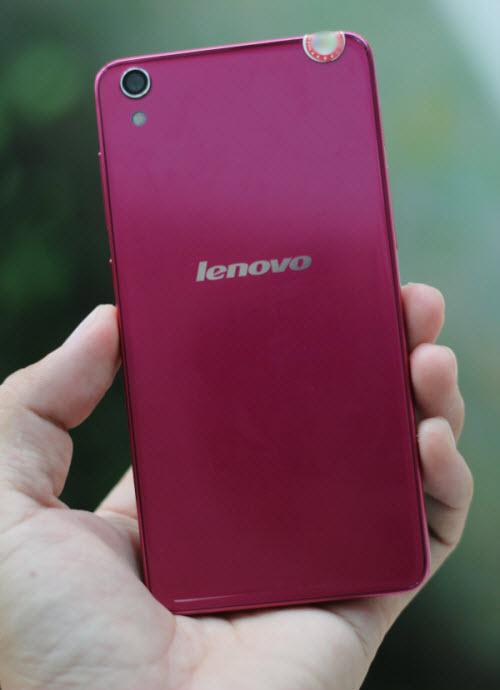 Trên tay Lenovo S850 thời trang vừa ra mắt - 1