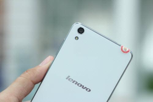 Trên tay Lenovo S850 thời trang vừa ra mắt - 8