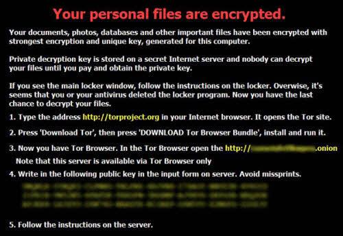Cẩn trọng với virus mã hóa dữ liệu và đòi tiền chuộc - 3