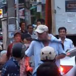Tin tức trong ngày - Khách Tây quỵt tiền taxi, đánh người trên phố Đà Nẵng