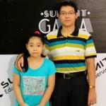 Bạn trẻ - Cuộc sống - Bé gái 12 tuổi đoạt HCV Toán quốc tế