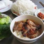 Ẩm thực - Bữa sáng ngon miệng với bún chả Hà Nội