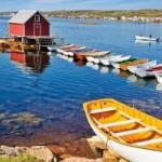 """Du lịch - 20 địa danh tuyệt hảo để """"lánh đời"""" ở Canada"""
