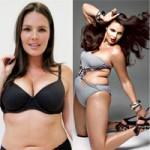 Thời trang - Siêu mẫu béo xinh đẹp lập kỳ tích mới