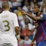 Bóng đá - Vì thù xưa Keita không bắt tay, ném chai nước vào Pepe