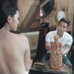 Ngôi sao điện ảnh - Bạn gái bán nude để Lê Hoàng (The Men) tạc tượng