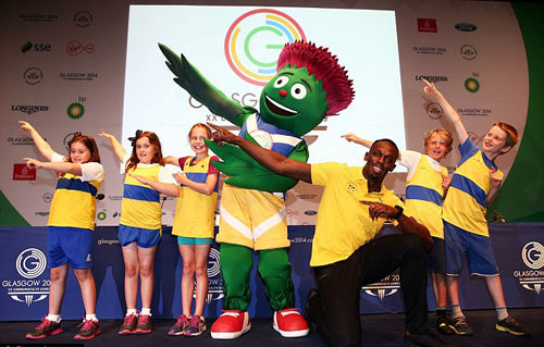 "Usain Bolt phủ nhận ""sự cố lỡ lời"" ở Commonwealth Games - 1"
