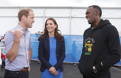 "Usain Bolt phủ nhận ""sự cố lỡ lời"" ở Commonwealth Games - 2"
