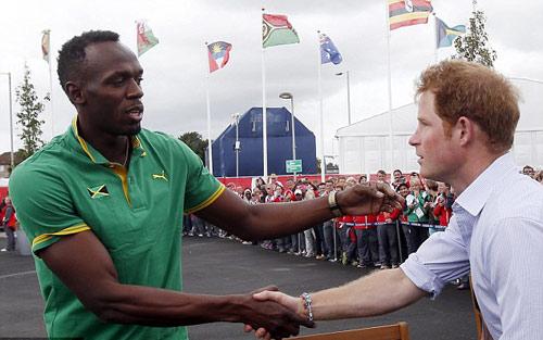 "Usain Bolt phủ nhận ""sự cố lỡ lời"" ở Commonwealth Games - 3"