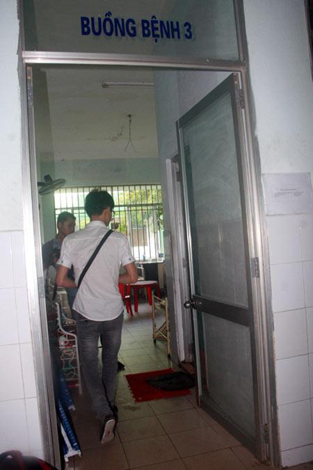 Bệnh nhân tử vong trong nhà vệ sinh bệnh viện - 1