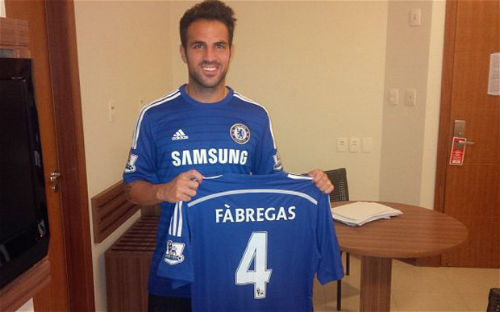 Fabregas: Quân bài tẩy của Mourinho - 2