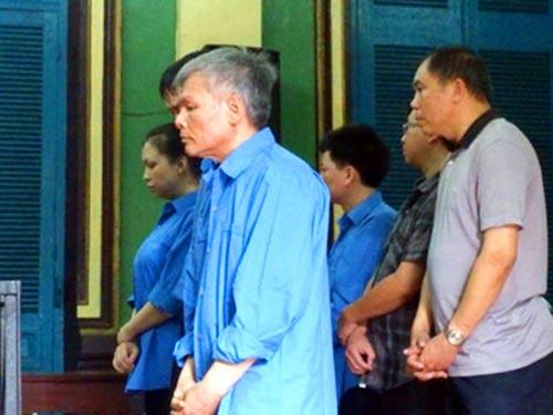 12 năm tù cho Tổng Giám đốc vừa tạm thoát án tử - 1