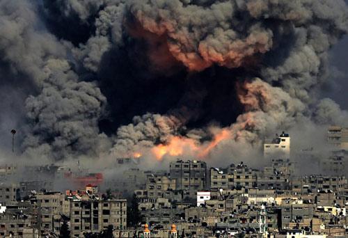 Vì sao Israel ném bom giết hàng trăm người Palestine? - 1