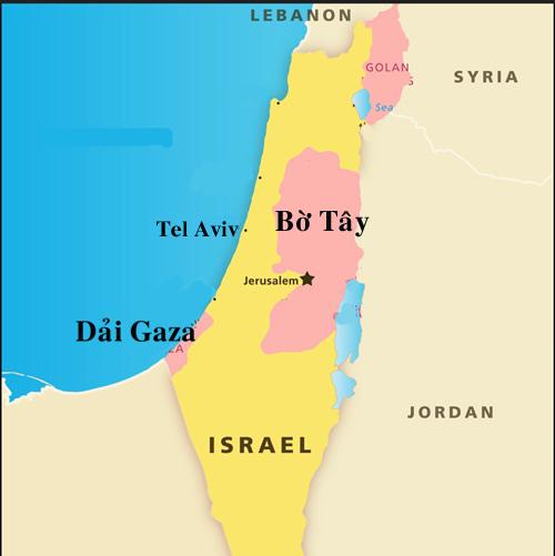 Vì sao Israel ném bom giết hàng trăm người Palestine? - 2
