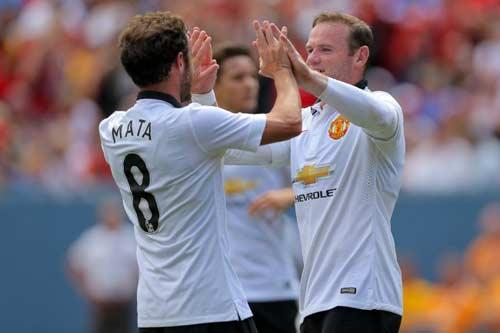 """Với Van Gaal, chờ đợi """"ông chủ"""" Mata bùng nổ - 2"""