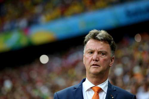 """Với Van Gaal, chờ đợi """"ông chủ"""" Mata bùng nổ - 1"""
