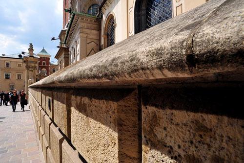Đẹp tráng lệ cung điện Hoàng gia cổ ở Ba Lan - 6