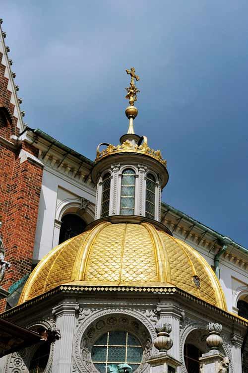 Đẹp tráng lệ cung điện Hoàng gia cổ ở Ba Lan - 7