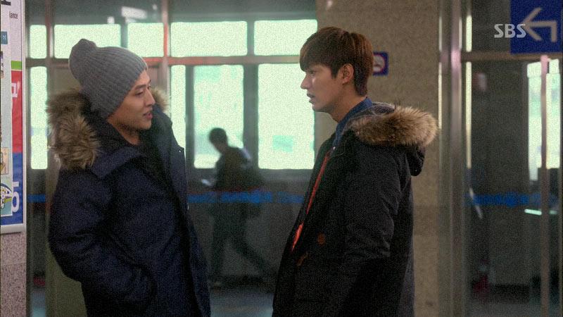 Phim của Lee Min Ho lại gây sốt với 10 khoảnh khắc đẹp - 10