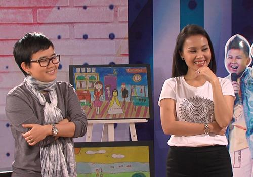 Đoan Trang, Phương Uyên làm cố vấn The Voice Kids - 3