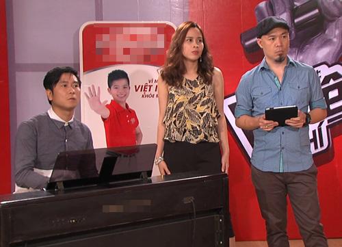 Đoan Trang, Phương Uyên làm cố vấn The Voice Kids - 1