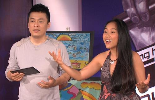Đoan Trang, Phương Uyên làm cố vấn The Voice Kids - 2