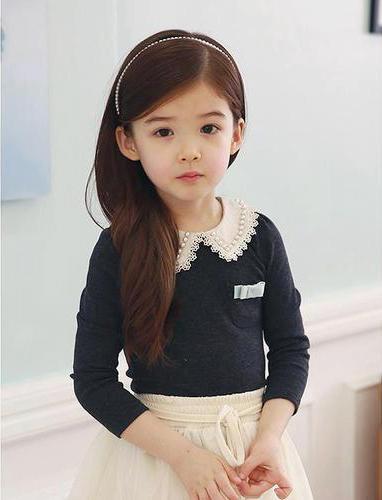 """Ngắm mẫu nhí xứ Hàn """"đốn tim"""" người hâm mộ - 6"""