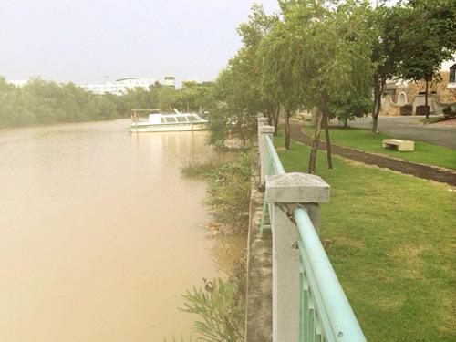 Biệt thự triệu đô nằm ven sông của Thủy Tiên, Công Vinh - 13