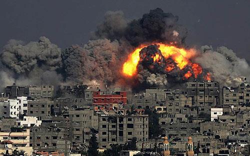 Em bé thần kỳ sinh ra trong bom đạn Gaza qua đời - 3