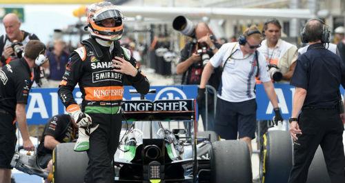 F1 - Hungarian GP: Phía sau vạch đích (P3) - 2
