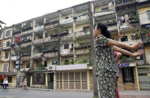 Cải tạo chung cư cũ: Xử lý chủ đầu tư kém năng lực - 1
