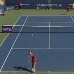 Thể thao - Tennis: Kỷ lục giao bóng thần sầu của Lisicki