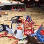 Tin tức trong ngày - Guinea: Giẫm đạp tại buổi hòa nhạc, 34 người chết