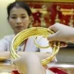 Tài chính - Bất động sản - Giá vàng trong nước và thế giới đồng loạt giảm