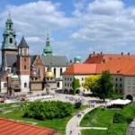 Du lịch - Đẹp tráng lệ cung điện Hoàng gia cổ ở Ba Lan