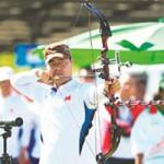 Thể thao - Tuyển bắn cung ồn ào trước Asiad 2014