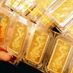 """Tài chính - Bất động sản - Giá vàng đồng loạt """"lao dốc"""""""